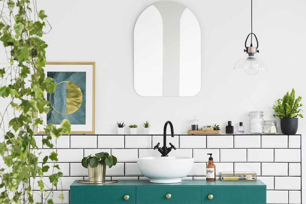 Jaka farba do łazienki