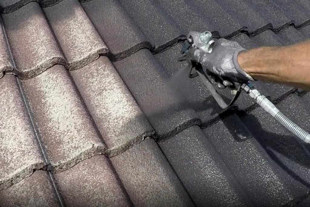 Malowanie dachów - Malprof