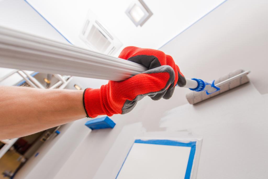 Najczęstsze błędy popełniane podczas malowania ścian